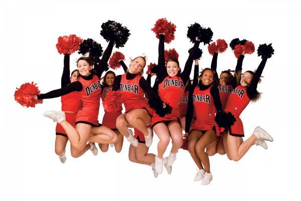 Workshop Cheerleading Personeelsuitje