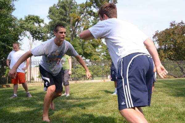 Workshop Capoeira Personeelsuitje